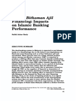 Al-Bay' Bithaman qjil Financing by Saiful Azhar Rosely