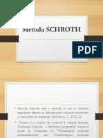 CURS 12-Metoda-SCHROTH