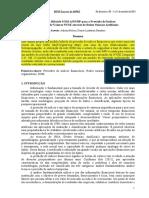 Modelo Híbrido SOM-ANN/BP para a Previsão de Índices  da Bolsa de Valores NYSE através de Redes Neurais Artificiais