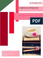Primera tarea de cartas catolicas