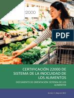 Documento 12 Defensa Alimentaria FSSC 22000