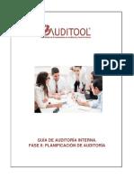 Guía de Auditoría Interna Fase II Planeación