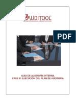 Guía de Auditoría Interna Fase III Ejecución