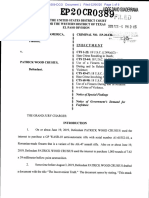 Patrick Crusius Indictment (1)