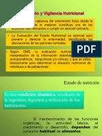 Evaluacion y Vig. Nutricional  - Clase 1 -2017 I.ppt