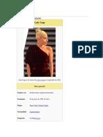 Gaga como la nueva reina del pop.docx