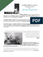 Curso_Regular_Técnica_Meisner_Dossier