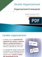 Cambio e Innovación Organizacional - Actualización 2018