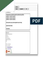 Padronização E-mail