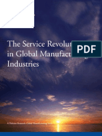 Deolitte Manufacturing Service Revolution in Global Manufacturing 012006