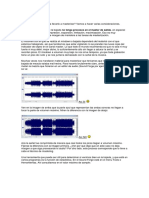 Niveles para masterizar Audio
