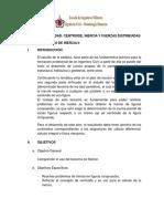 Plan de leccion 3 - Inercia II