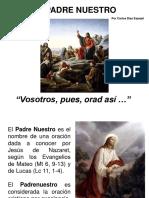 El Padre Nuestro la oración divina_CDE