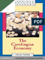 VERHULST The Carolingian Economy
