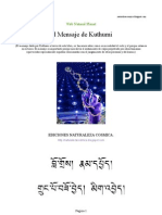 El Mensaje de Kuthumi