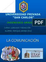 elementos de la comunicacion