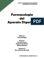 Farmacología sistema digestivo