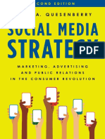 Keith Quesenberry - Social Media Strategy_ Marketing, Advertising, and Public Relations in the Consumer Revolution (2019, Rowman & Littlefield Publishers)