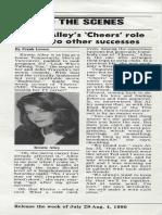 Kirstie Alley interview
