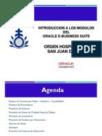 ACSJDD - Oracle E-Business Suite R12 - Cuentas Por Pagar (AP)
