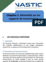 Presentaion1_Chapitre1 GENERALITE SUR LES SUPPORT DE TRANSMISSION