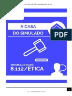 A Casa do Simulado - Minissimulado 28