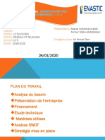 projet HOMECONNECTED