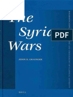 Grainger - The Syrian Wars