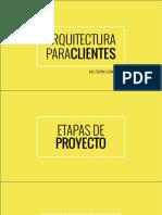 1. ETAPAS DE UN PROYECTO