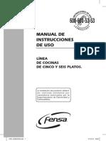 Fensa Grand Professional F 5500 PREMIUM Range