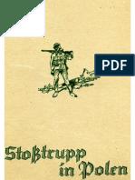 Bruno Trede - Stosstrupp in Polen 1940 88S.scanFraktur