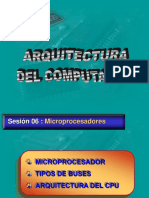 Semana 4 Estructura CPU