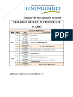 TEMARIO  1º AÑO.docx
