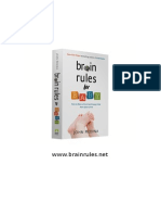 Brain Rules for Baby Introduction