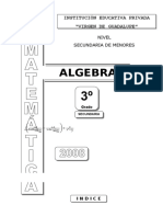 Algebra-2º grado