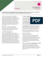 Hydatidiform-Mole