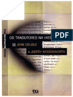 DELISLE. Os Tradutores na História.pdf