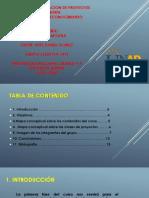 Fase 1 - Formulacion proy