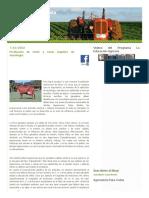 Producción de leche y carne requiere de tecnología