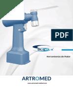 Folleto-Equipos-de-Poder-Ortopédicos-Desechables-Solomax-ARTROMED