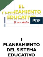 PLANIAMIENTO EDUCVATIVO