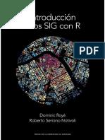 Libro Indice Introduccion a SIG Con R Dominic Roye