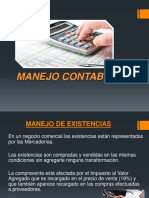 Manejo Contable