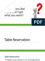 Table Reservation.pptx