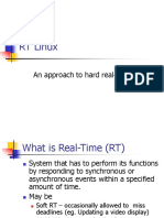 RTLinux.ppt