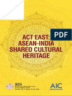 ASEAN – India Shared Cultural Heritage
