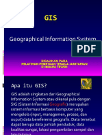 PENGANTAR GIS