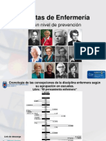 Teoristas de Enfermería segun nivel de prevencion 2015.pdf