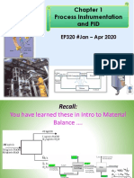 Chap 1a_Instrumentation and PID diagram
