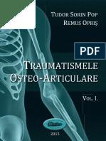 Traumatologie osteo-articulara